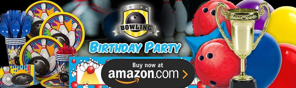 Bowling Party Supplies
