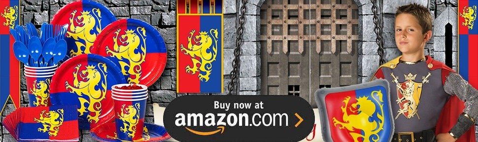 Medieval Miner Party Supplies
