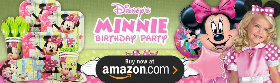 Minnie Bows Party Supplies