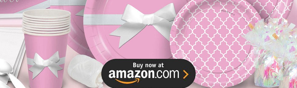 Pretty Present Party Supplies