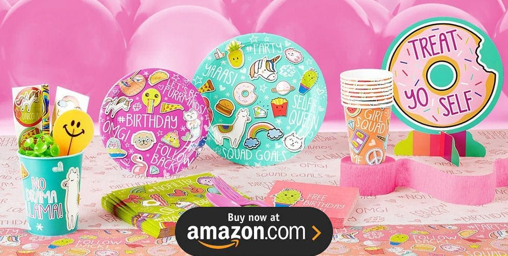 Selfie Celebration Party Supplies