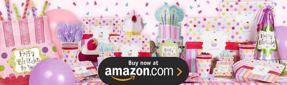Sweet Stuff Party Supplies